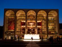 Äntligen är det dags för opera från Metropolitan igen!